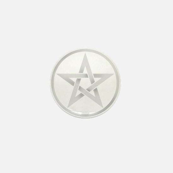Cute Pentacle Mini Button