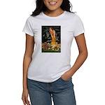 Fairies & Ruby Cavalier Women's T-Shirt