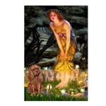 Fairies & Ruby Cavalier Postcards (Package of 8)