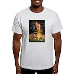Fairies & Ruby Cavalier Light T-Shirt