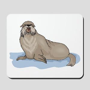 Sea Lion Mousepad