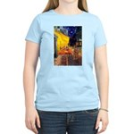 Cafe & Ruby Cavalier Women's Light T-Shirt