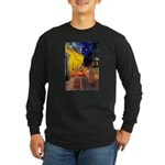 Cafe & Ruby Cavalier Long Sleeve Dark T-Shirt