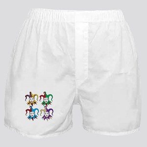 4 Jesters Boxer Shorts