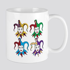 4 Jesters Mug
