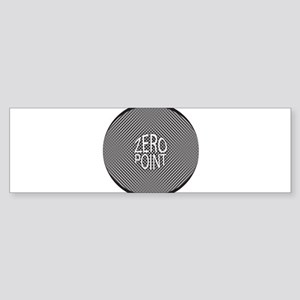 Zero Point Glaze 2 Sticker (Bumper)