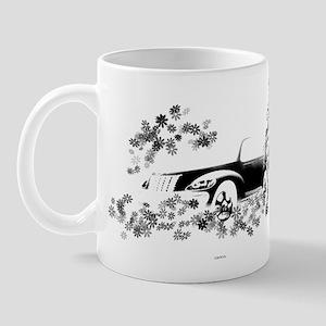 PT Flower Mug