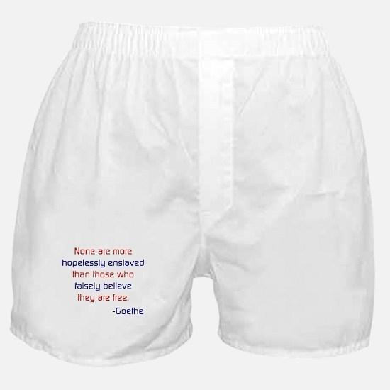 FALSE FREEDOM Boxer Shorts