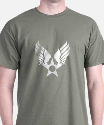 Winged Star Symbol T-Shirt