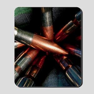Rifle Bullets Mousepad