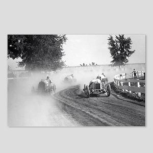 Rockville Fair Auto Races Postcards (Package of 8)