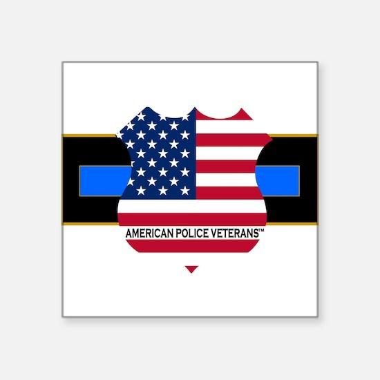 Official APV logo Sticker