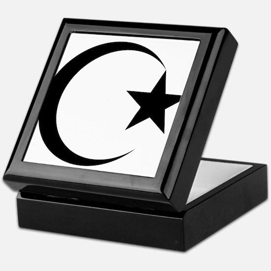 Funny Muslim Keepsake Box