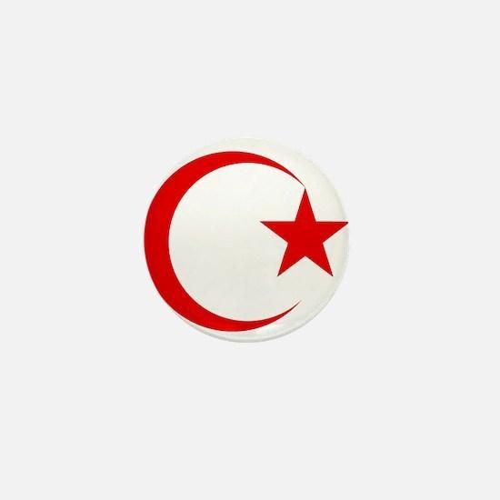 Cool Islam Mini Button