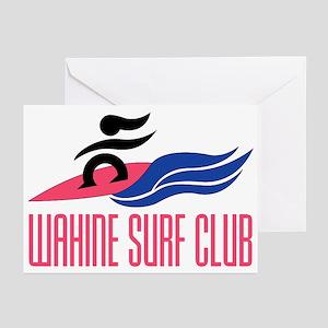 Wahine Surf Club Greeting Cards (Pk of 10)