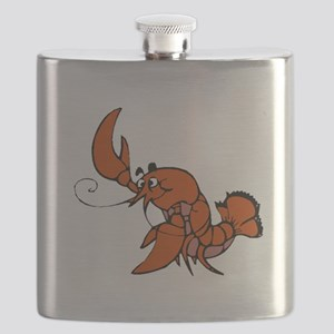 Red Lobster Flask