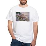 17 Mile Drive White T-Shirt