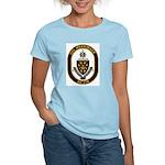 USS MERRIMACK Women's Light T-Shirt