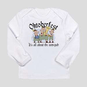 Funny Oktoberfest Long Sleeve T-Shirt