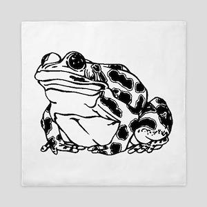 Bullfrog Queen Duvet