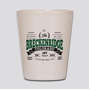 Breckenridge Vintage Shot Glass