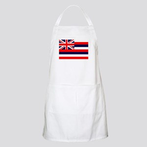 Hawaii State Flag Apron