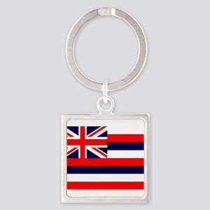 Hawaii State Flag Keychains