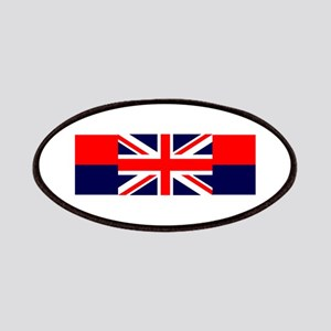 Hawaii State Flag Patches