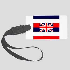 Hawaii State Flag Luggage Tag