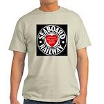 Seaboard Railway Light T-Shirt