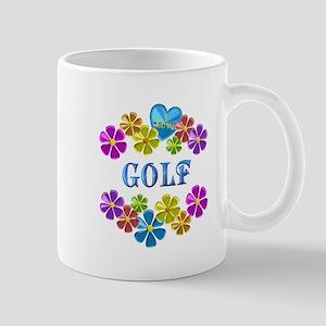 I Love Golf Mugs