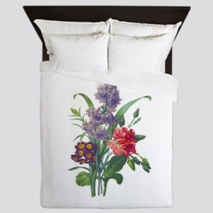 Redoute - Hyacinth, Bear Ears and Eyel Queen Duvet