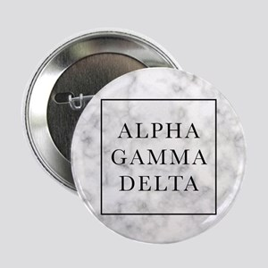"Alpha Gamma Delta Marble 2.25"" Button (10 pack)"