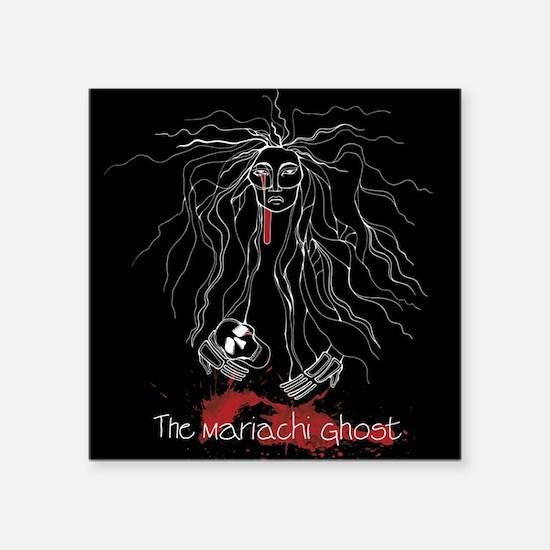 The Mariachi Ghost - La Bruja Sticker