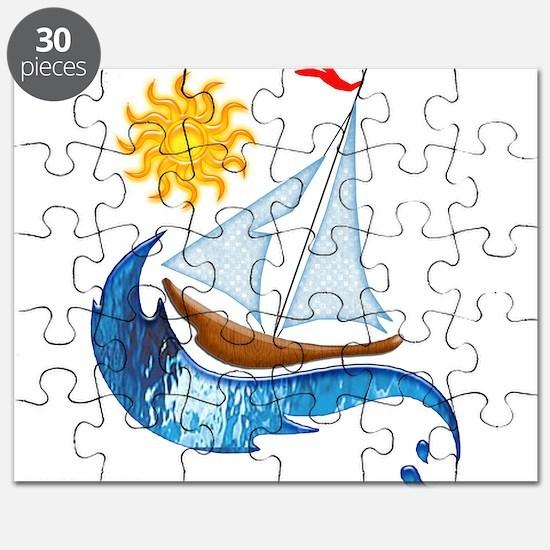 Unique Sailing Puzzle