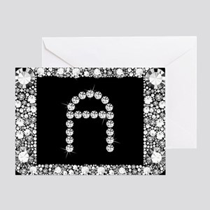 Diamond Infinity: A Greeting Card