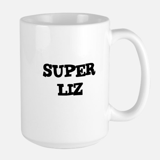 Super Liz Mugs