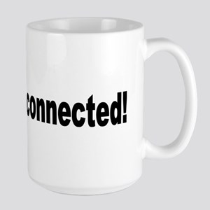 All Connected Large Mug