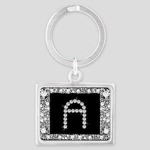 Diamond Infinity: A Landscape Keychain