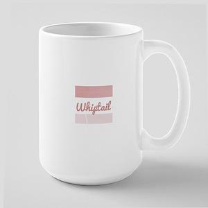 Whiptail Logo Mugs