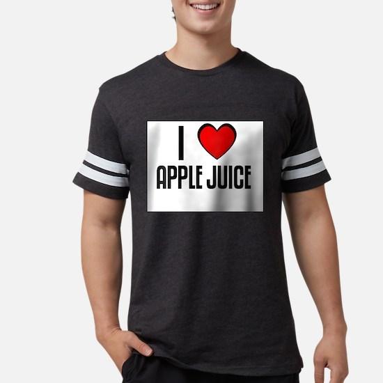 I LOVE APPLE JUICE T-Shirt