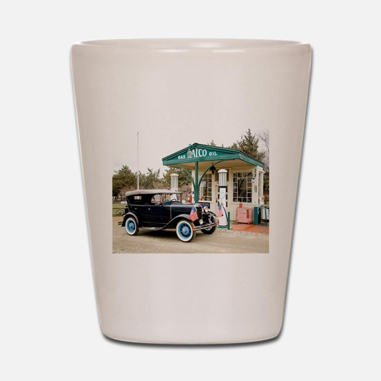 Unique Gasoline Shot Glass