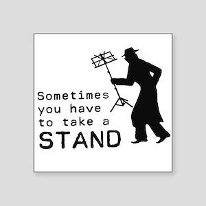Take a Stand Sticker