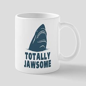 Totally Jawsome Awesome Shark Mugs