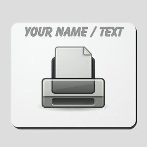 Custom Printer Mousepad