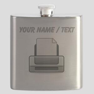 Custom Printer Flask
