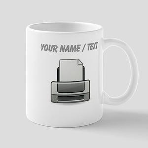 Custom Printer Mugs