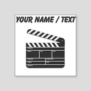 Custom Movie Director Cut Board Sticker