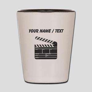 Custom Movie Director Cut Board Shot Glass