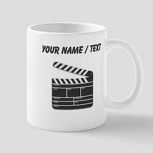 Custom Movie Director Cut Board Mugs